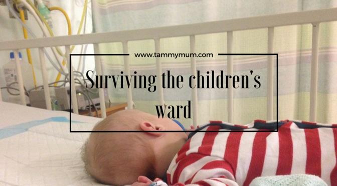Surviving the children's ward