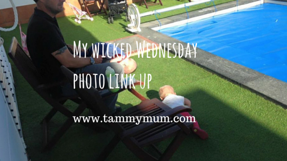 My Wicked Wednesday photo link up