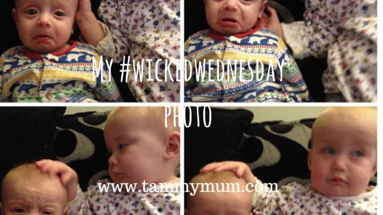 My wicked Wednesday photo