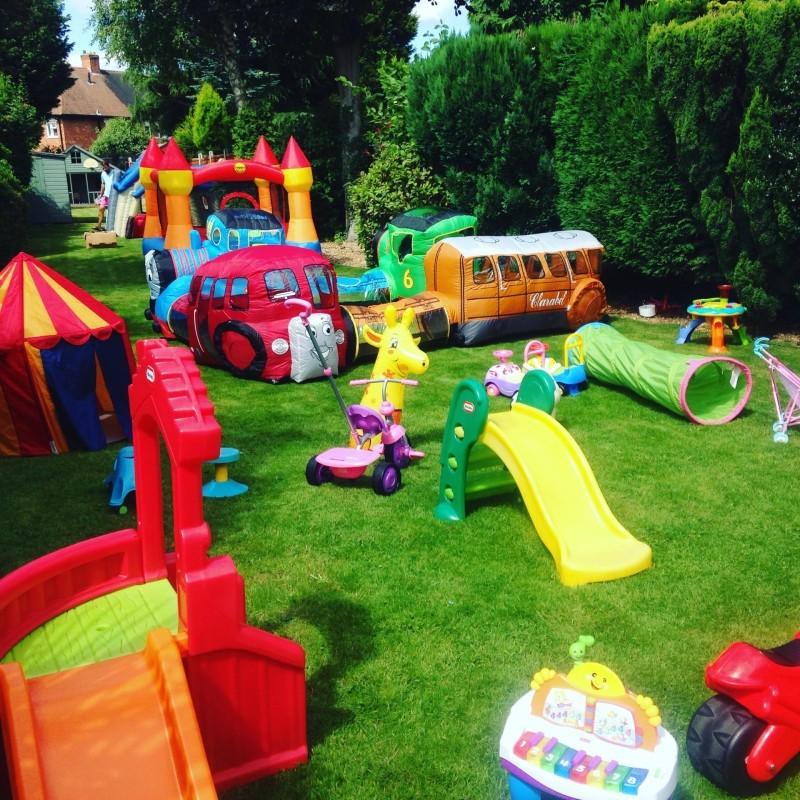 Garden partyy