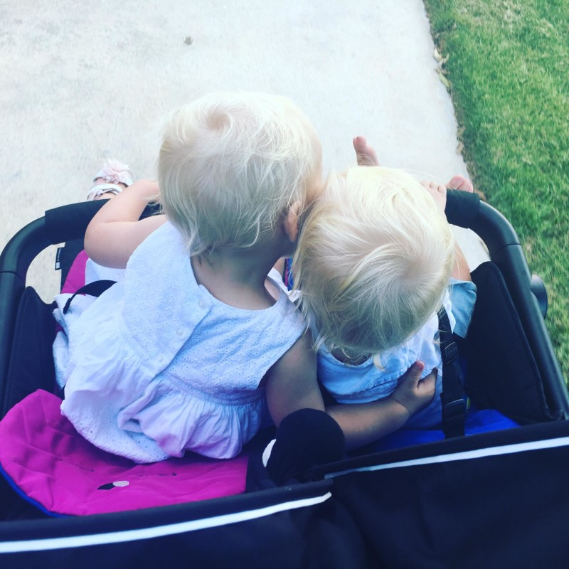 Zara and Toby
