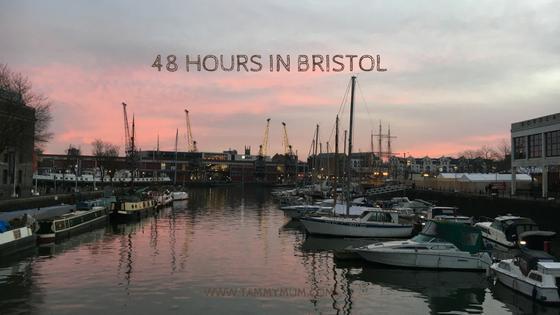 48 Hours In Bristol