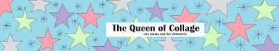 The Queen of Collage logo