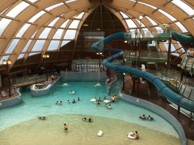 Bluestones swimming pool