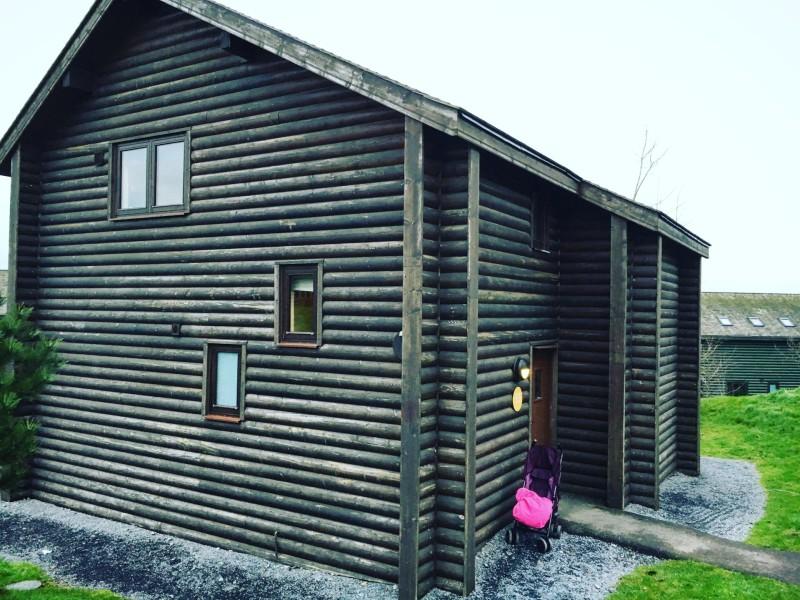 Gateholm Lodge at Bluestones