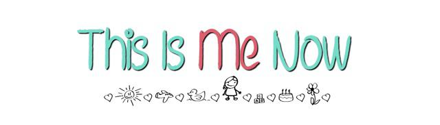 This is me now logo