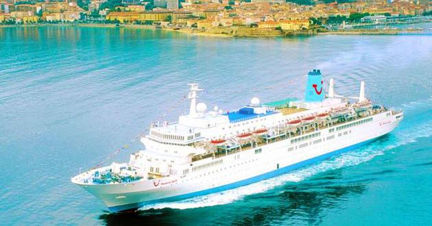 thomson cruise