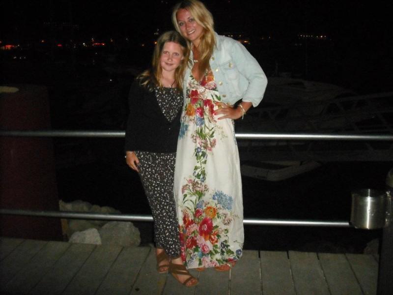Me and Lauren in Vilamoura
