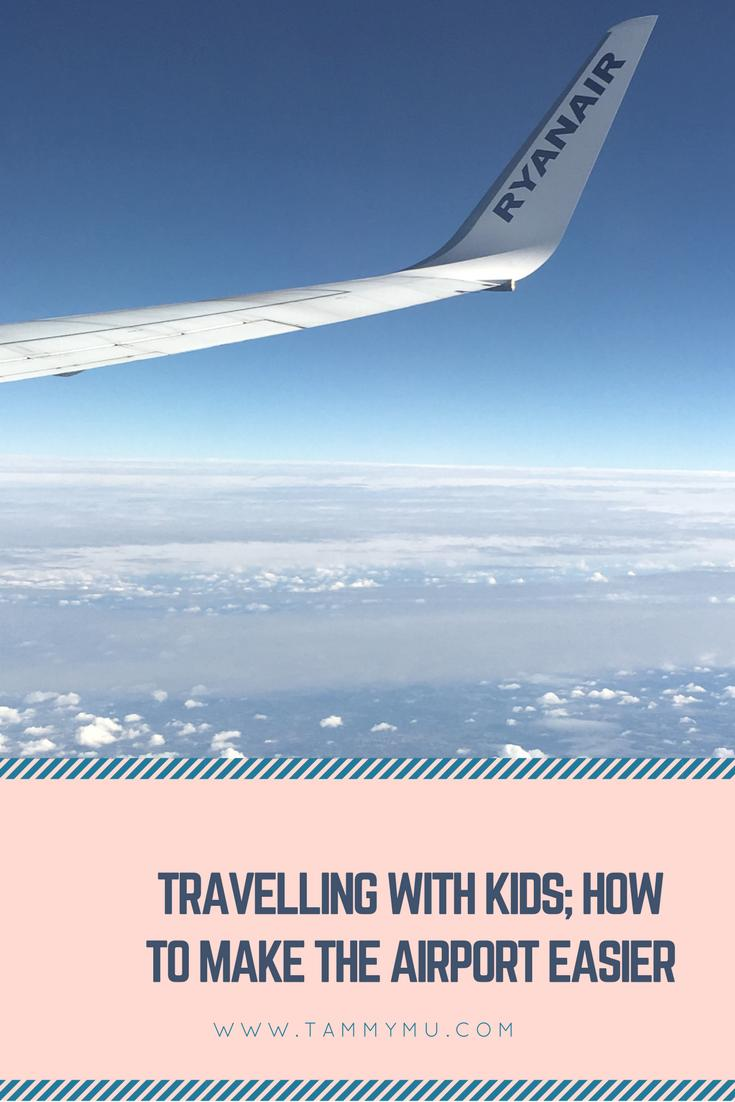 Travelling with kids; how to make the airport easier-4