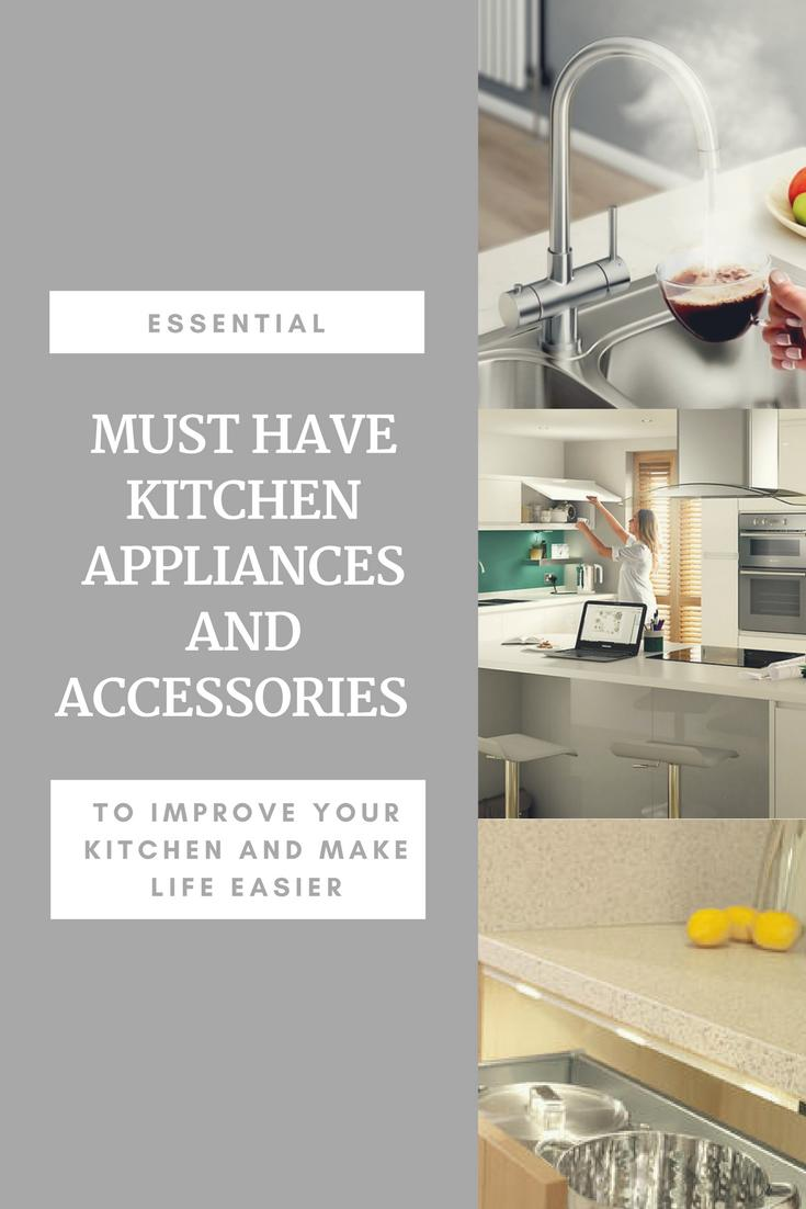 Must Have Wedding Poses: Must Have Kitchen Appliances & Accessories