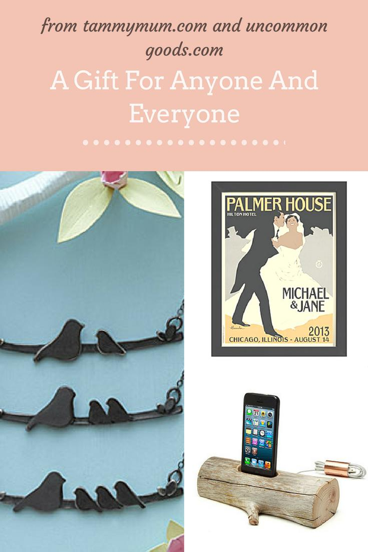 Gifts suitable for anyone and everyone from one place. You don't need to look any further for the perfect present, whether it is for a baby shower, wedding or birthday