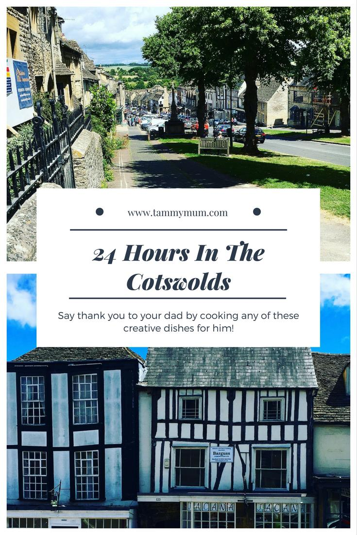 24 Hours in The Cotswolds with 2 toddlers and some great tips on destinations to suit all tastes