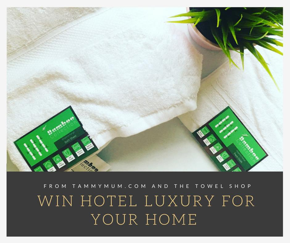 Win Hotel Luxury In Your Home.