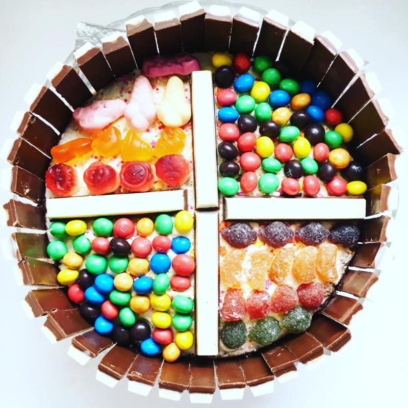 Toby's birthday cake