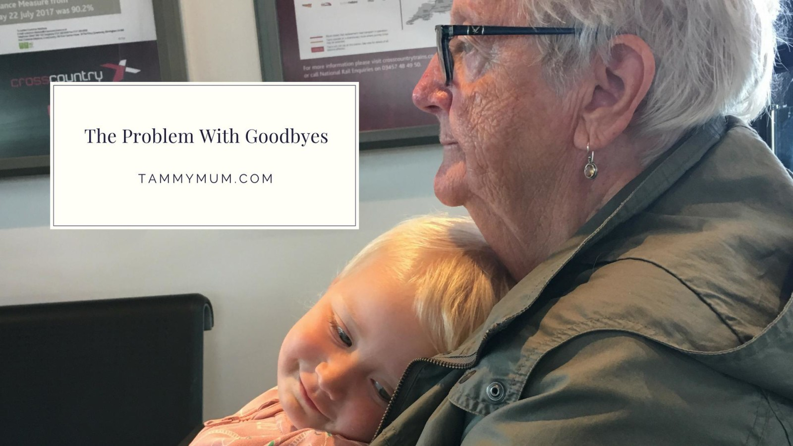 The Problem With Goodbyes