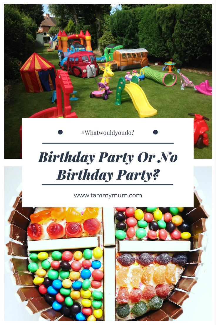 #whatwouldyoudo? Birthday party or no birthday party? Do you have a party for your 1, 2, 3 or 4 year old? Does the mum guilt get the better of you? Or are you on team, they won't remember it anyway? I'll wait until they are school? A post about the pros and cons of baby and toddler birthday parties