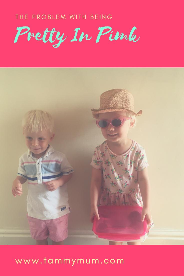 The problems with being pretty in pink. From gender neutral toys to gender specific or stereotypical toys, colours and clothes. Do You subscribe to gender neutral parenting.