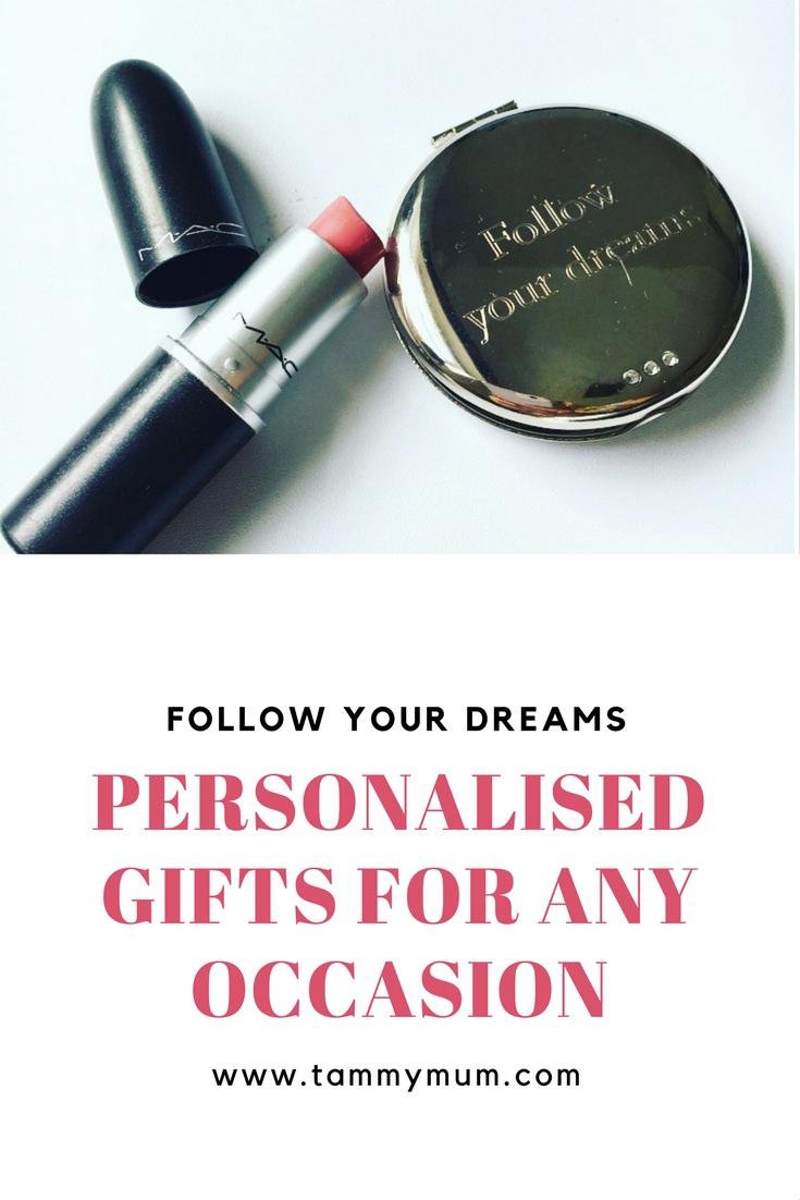 Personalised gift ideas for any occasion and anyone. Thousands of personalised gifts to suit any member of your family and friends