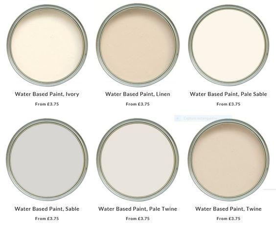 Laura Ashley Paint Palette