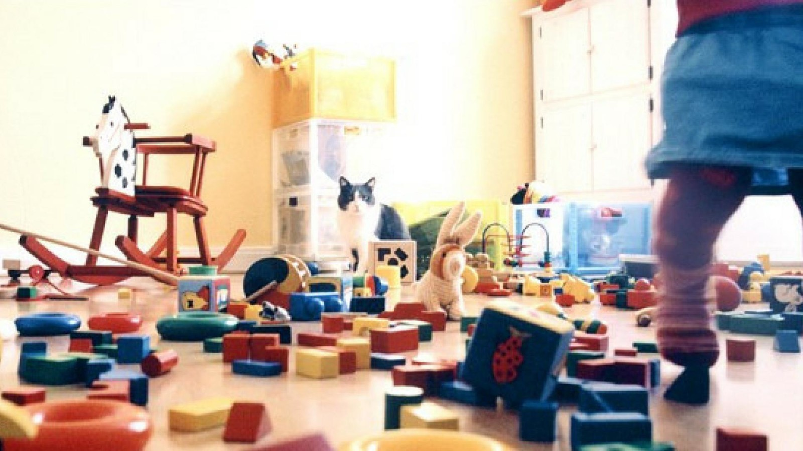 Tired Of Toys Invasion? 8 Tips For A Clean And Organized Home
