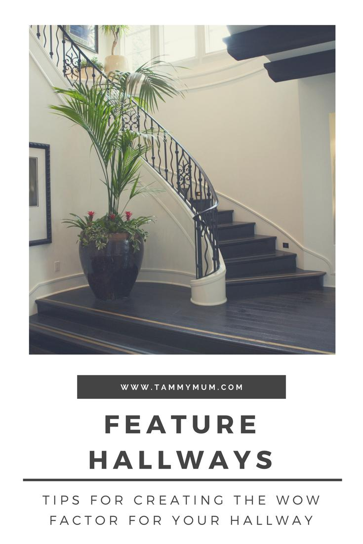 Tips for creating the perfect feature hallway. How to add the wow factor to your hallway. Top interior design ideas for a chic and stylish hallway - the first room everybody sees