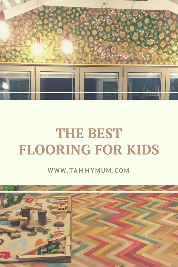 The best flooring for kids. Some excellent ideas for the perfect flooring for your busy young family. Yet at all time she keeping it stylish and contemporary.