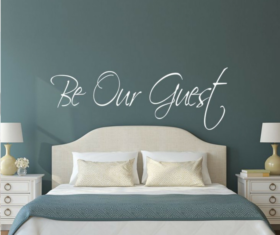 Welcoming Guests. The Perfect Guest Room