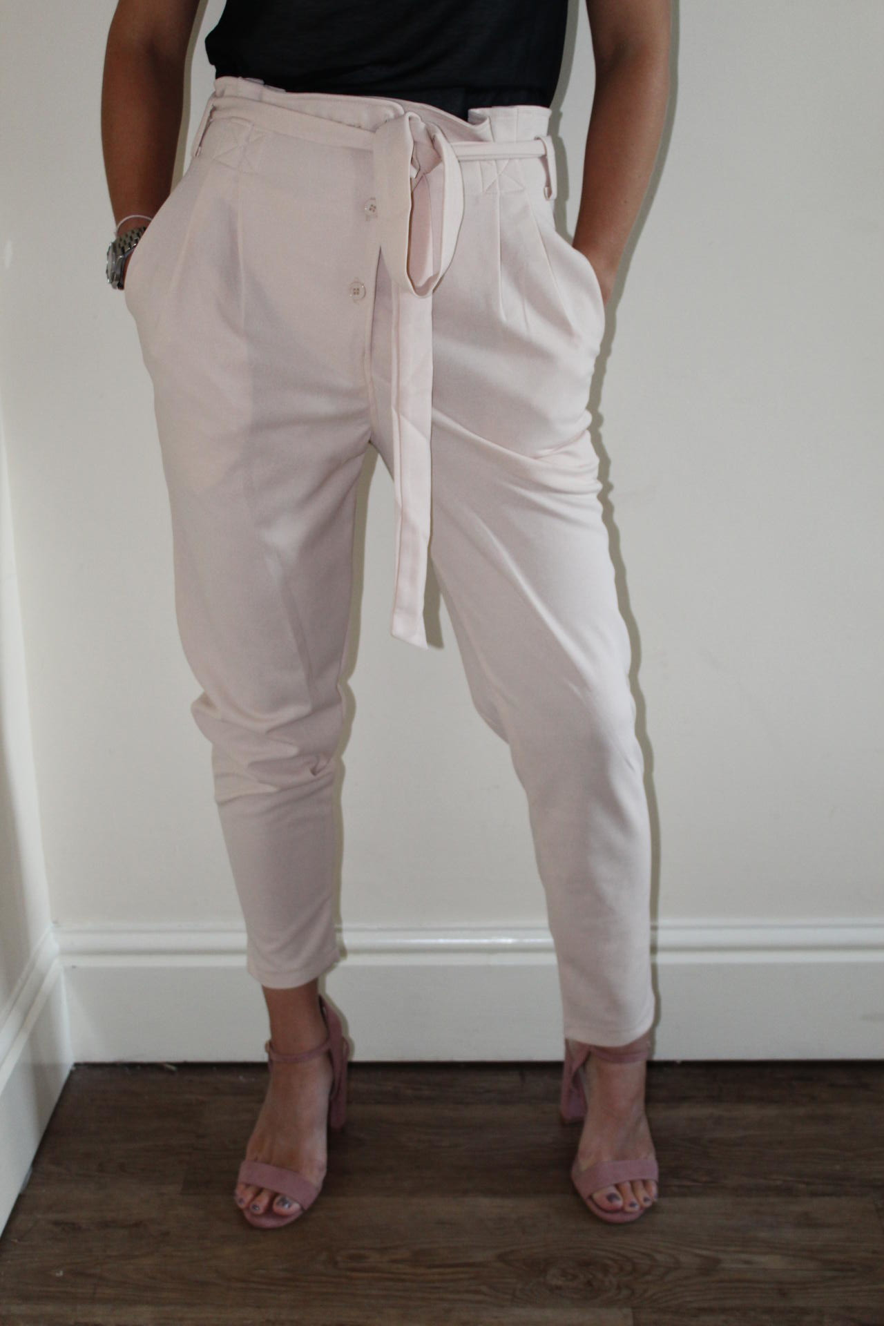 weekday lookbook tuesday trousers
