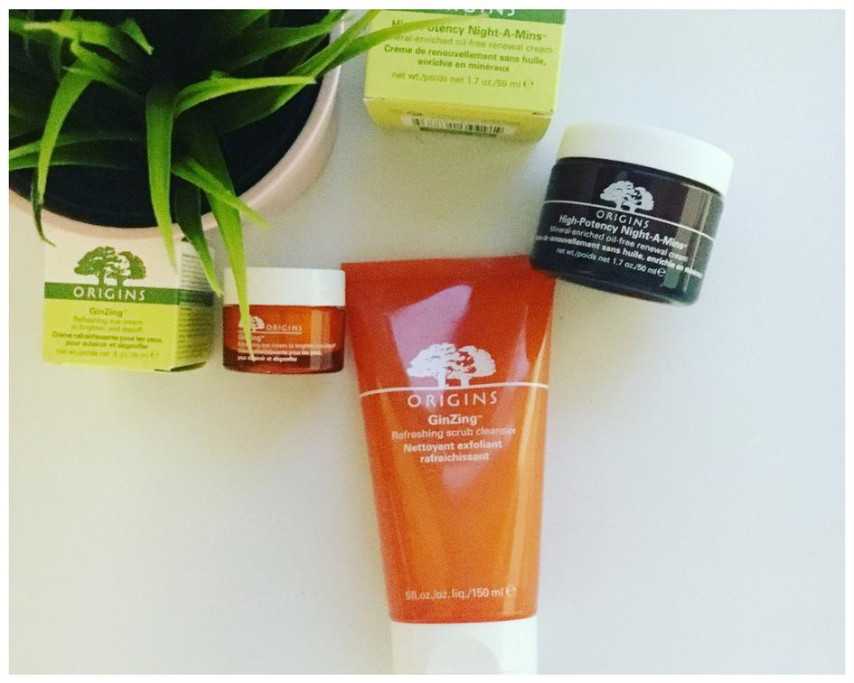 Changing My Attitude to Skincare With Origins