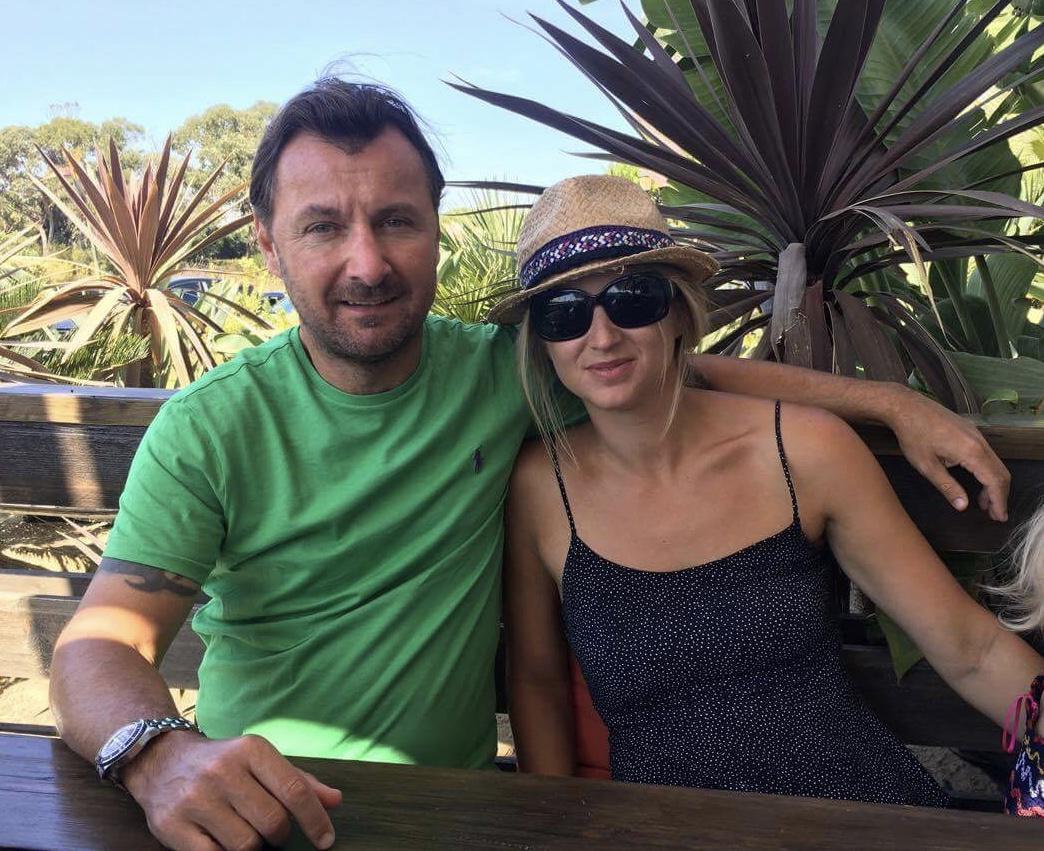 Mark and I at Martinhal Quinta