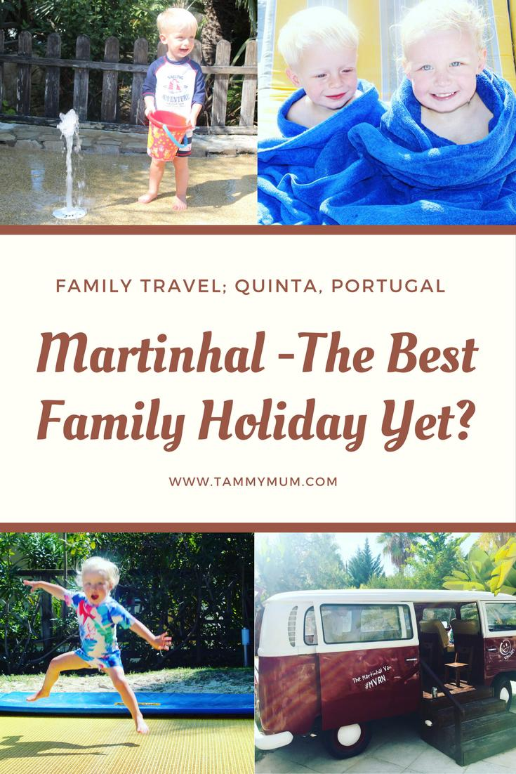 Marginal Quinta, Portugal. Why this holiday resort is the perfect destination for your family holiday.