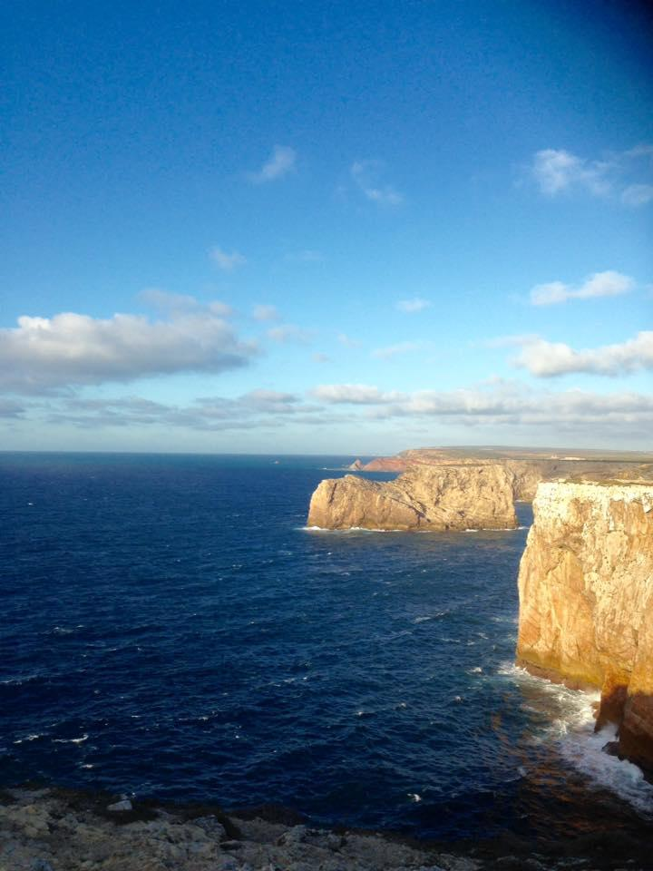 Sagres, the end of the world