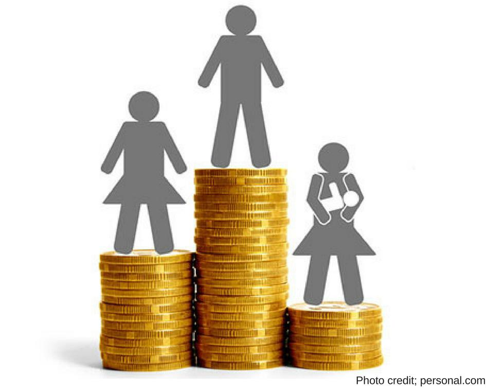 Today is; Equal Pay Day