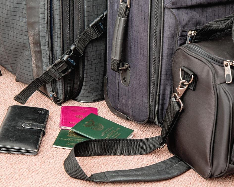 The Practicalities Of Emigrating.
