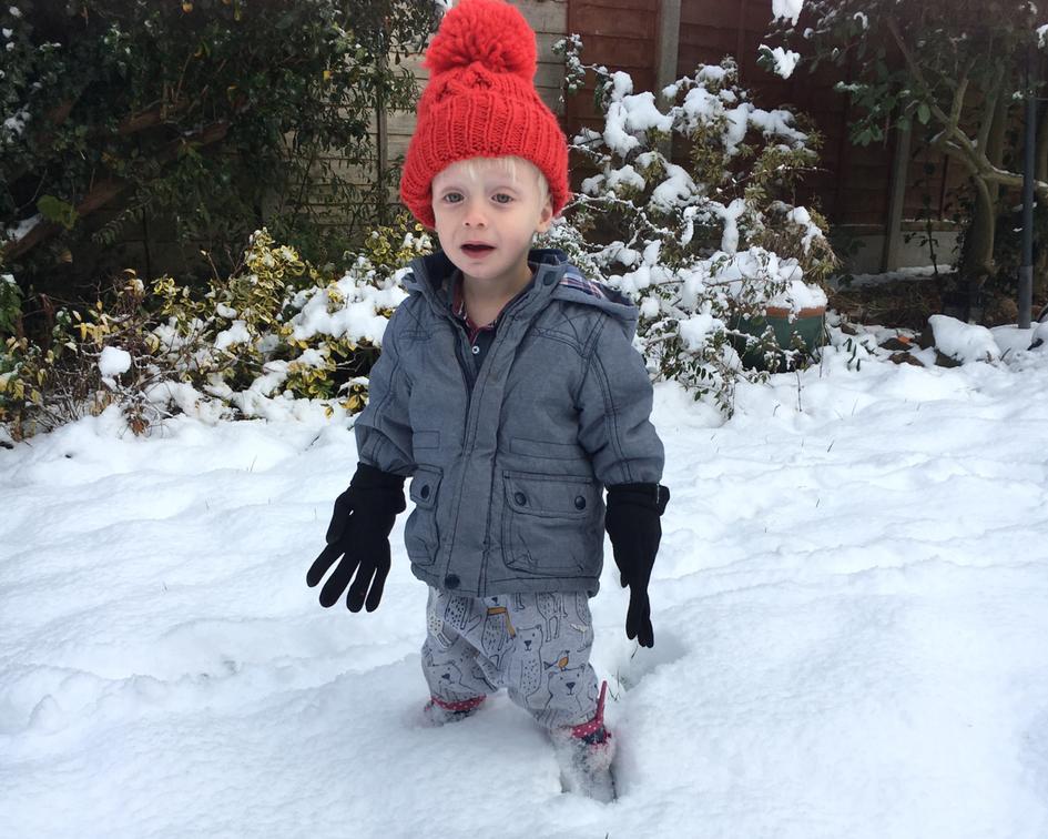 Pointshoot…Let It Snow