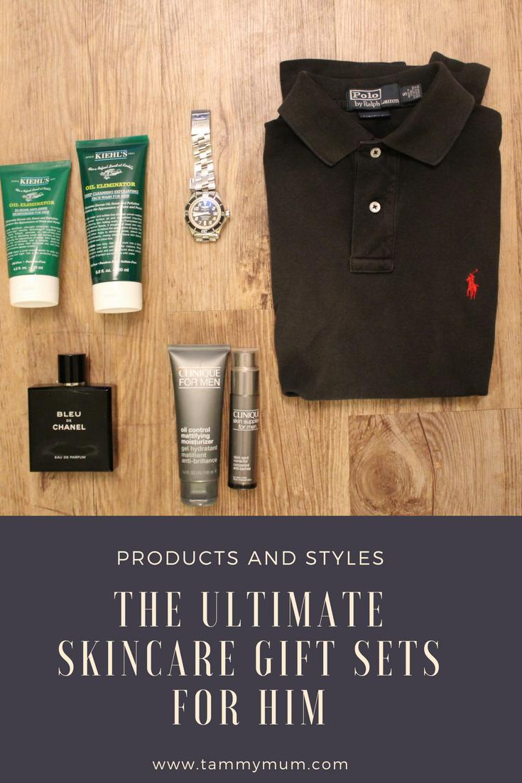 The Ultimate Skin Care Gift Sets For Him
