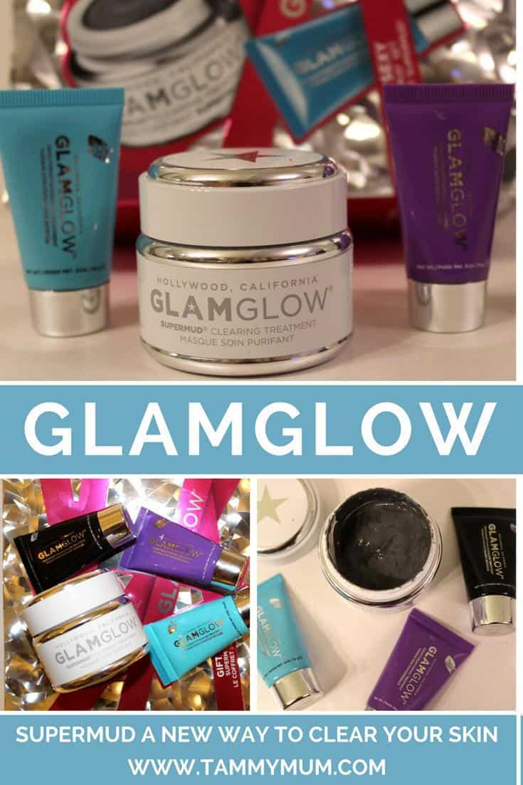 Glamglow Supermud a new way to clear your skin. Are you looking for clear skin? Poreless skin? Here is a facemask claiming to do just that. Here's how I got on trailing the latest skincare product to hit the shelves. #skincare #glamglow #beauty #products