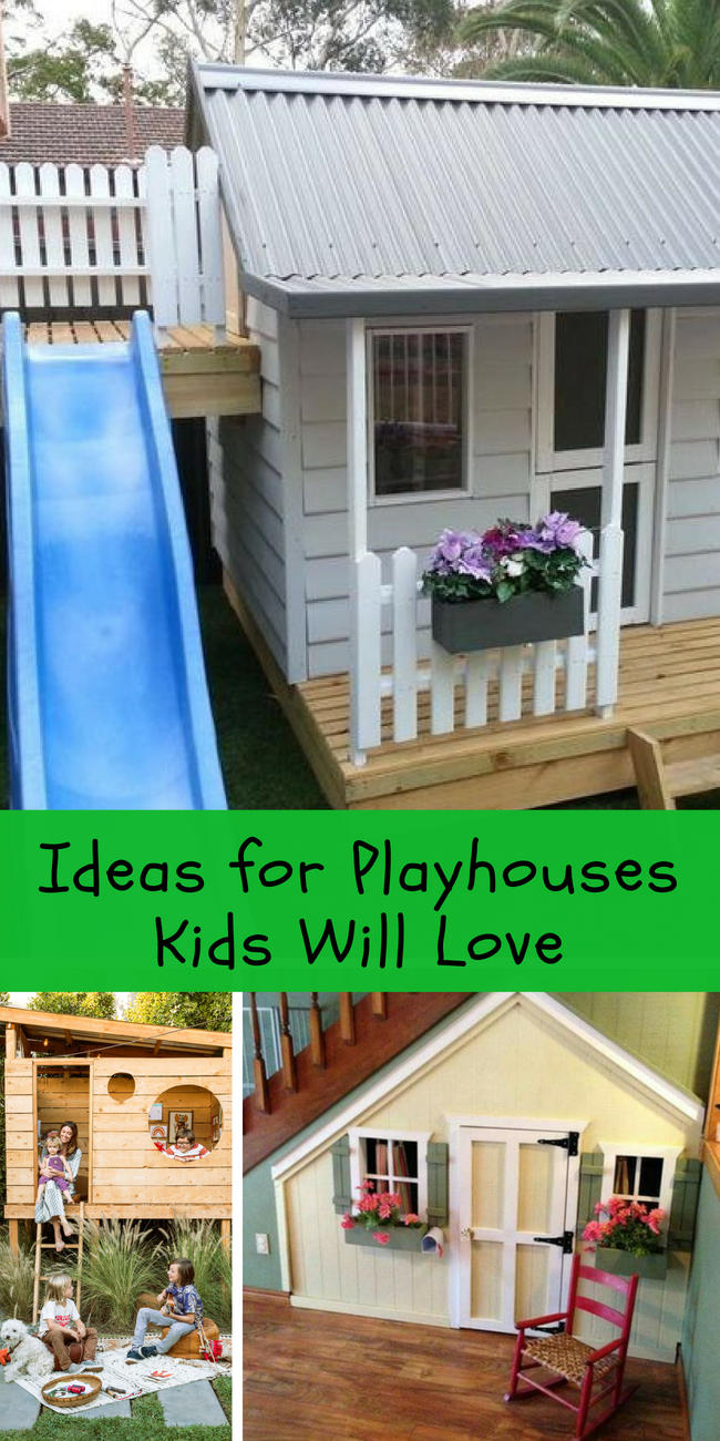 A World of Their Own: Ideas for Playhouses Kids Will - Tammymum on play house design, garage inside design, shed inside design, home inside design, cottage inside design, cabin inside design, greenhouse inside design, studio inside design, storage inside design, castle inside design,