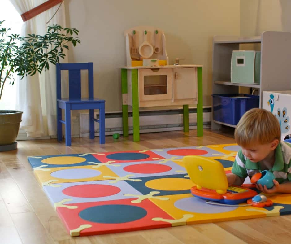 Kid Friendly Flooring Options For Any And All Rooms